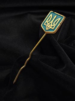 Знак герб України